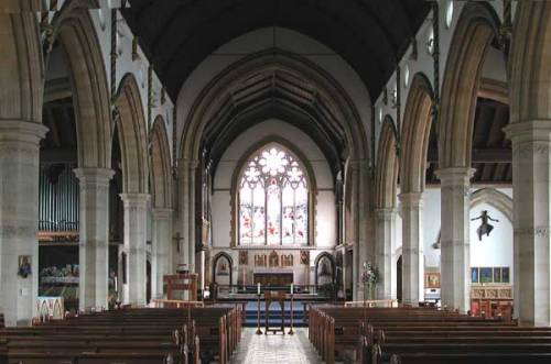 East End - High Altar and Chancel -