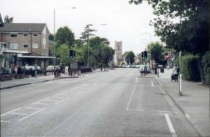 Bushey Heath 2004 - looking north